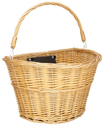 Schwinn Bicycle Wicker Basket