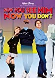 Now You See Him Now You Don't [DVD] [Region 1] [US Import] [NTSC]