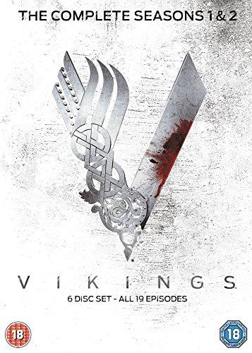 Vikings: Season 1 And 2 [DVD]