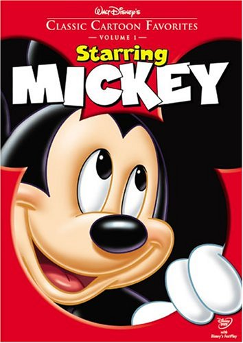 Classic Cartoon Favorites, Vol. 1 - Starring Mickey (Classic Cartoon Favorites Dvd compare prices)