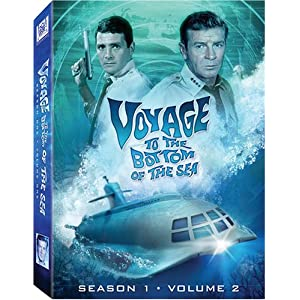 Voyage to the Bottom of the Sea, Season 1 Vol. 2 movie