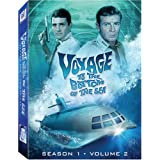 Voyage to the Bottom of the Sea, Season 1 Vol. 2 ~ Richard Basehart