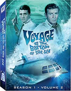 Voyage to the Bottom of the Sea, Season 1 Vol. 2