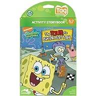 LeapFrog Tag Junior Software Spongebob New