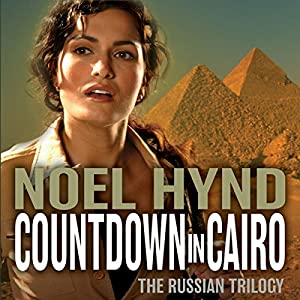 Countdown in Cairo Hörbuch