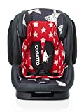 Cosatto Hug Group 123 Car Seat (Hipstar) 2015 Range