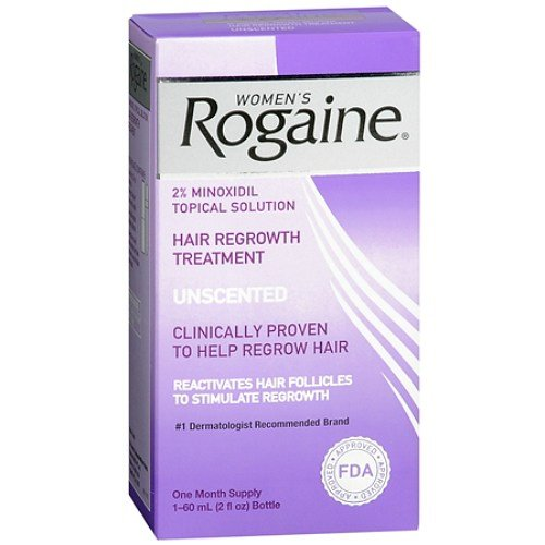 Women's Rogaine Hair Regrowth Treatment, Unscented
