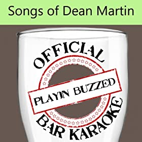 "Luna Mezzo Mare (Official Bar Karaoke Version in the Style of Dean Martin from ""mickey Blue Eyes"")"