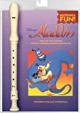 Aladdin: Recorder Fun!/Book and Flute