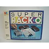 Super Racko by Milton Bradley