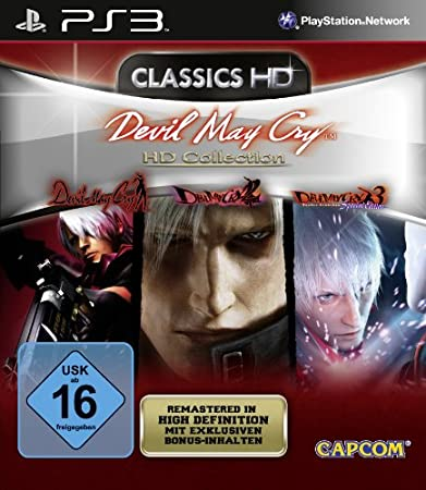 Capcom Devil May Cry HD Collection, PS3 - Juego (PS3, PlayStation 3, Acción / Lucha, M (Maduro))