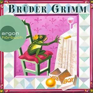 Brüder Grimm Märchenbox Hörbuch