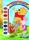 Colors Galore (Paint Box Book) (0375830707) by RH Disney