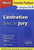 L'Entretien avec le Jury Catégories A & B