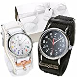 [タイメックス×ザ・キス×クランプ]TIMEX×THEKISS×cramp 別注トリプルコラボペアウォッチ 腕時計 T2N647-WCB-WLB-T2N837-WCP-WLW