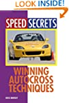 Winning Autocross Techniques (Motorbo...