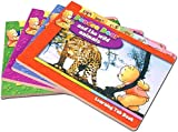 Bendon Bear Learning Tab (Set of 4 Books)