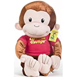 Curious George Monkey Plush Doll Toy 21 Inches
