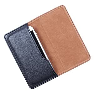 Dooda PU Leather Flip Pouch Case For Panasonic T40