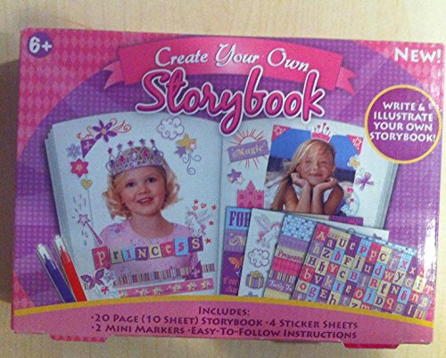 Create Your Own Storybook - 1