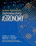 Lecture Tutorials for Introductory Astronomy (Educational Innovation-Astronomy) (0131479970) by Jeff Adams