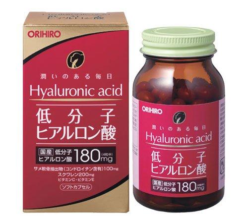 オリヒロ 新低分子ヒアルロン酸カプセル