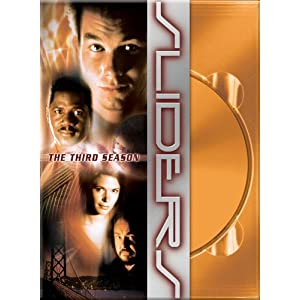 Sliders: Third Season [Import USA Zone 1]