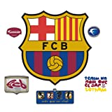 Barcelona Crest Wall Graphic