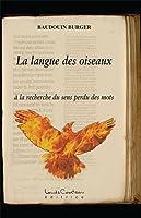 La langue des oiseaux