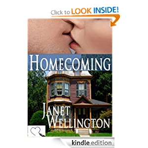 Free Kindle Book: Homecoming, a Wisconsin reunion romance, by Janet Wellington