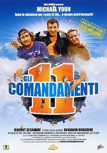 Gli 11 comandamenti import anglais for 11 commandements piscine