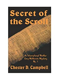 (FREE on 10/20) Secret Of The Scroll by Chester D. Campbell - http://eBooksHabit.com