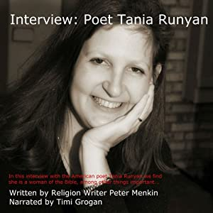 Interview: Illinois Poet Tania Runyan Reflects on Her Poetry and Faith | [Peter Menkin]