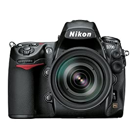 Nikon D700 12.1MP FX-Format CMOS Digital SLR Camera with 3.0-Inch LCD (Body Only) (OLD MODEL)