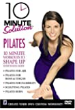 10 Minute Solution:pilates (Bilingual)