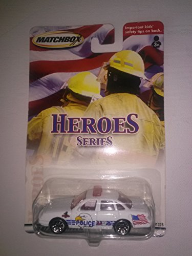 Matchbox heroes Series Police - 1