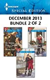 Harlequin Special Edition December 2013 - Bundle 2 of 2: Holiday Royale\Her Holiday Prince Charming\Twas the Week Before Christmas