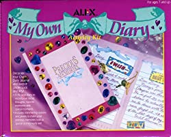 Alex My Own Diary Activity Kit