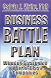 img - for Business Battle Plan: Winning Strategies of World-Class Companies book / textbook / text book