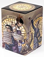 The Loathsome Library: A Box of Unfortunate Events, Books 1-6 (The Bad Beginning; The Reptile Room; The Wide Window; The Miserable Mill; The Austere Academy; The Ersatz Elevator)