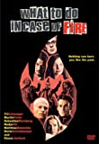 echange, troc What to Do in Case of Fire (Was tun, wenn's brennt?) [Import USA Zone 1]