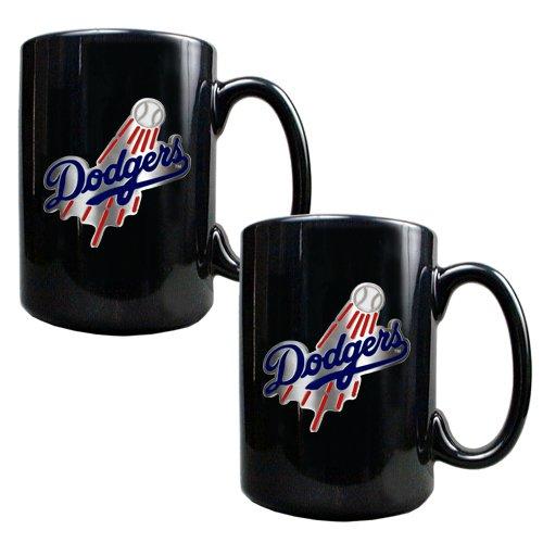 Los Angeles Dodgers 2Pc Coffee Mug Set