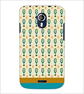 PrintDhaba Owl pattern D-1841 Back Case Cover for MICROMAX A116 CANVAS HD (Multi-Coloured)