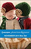 Harlequin American Romance November 2014 Box Set: The SEALs Holiday Babies\The Texans Christmas\Cowboy for Hire\The Cowboys Christmas Gift
