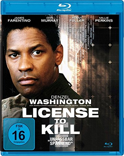 License to Kill [Blu-ray]