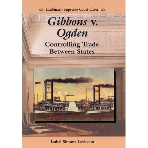 Gibbons v Ogden