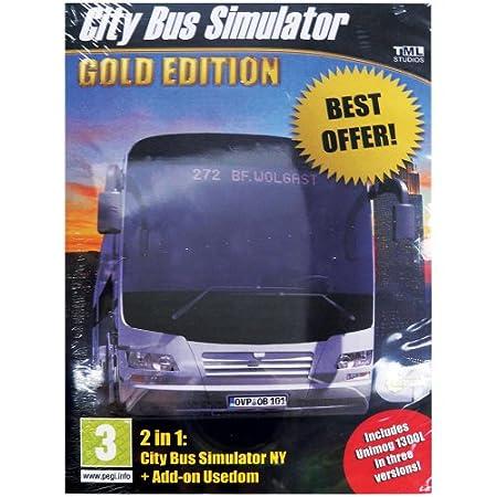 City Bus Simulator Gold Budget - Windows