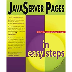 JavaServer Pages in Easy Steps Mike McGrath