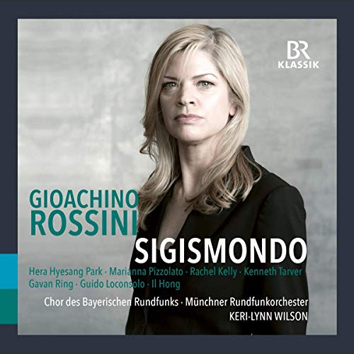 CD : ROSSINI / PARK / MUENCHNER RUNDFUNKORCHE - Sigismondo (2 Discos)