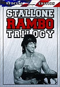Rambo Trilogy (Special Edition DVD Collection) - (First Blood/Rambo: First Blood Part II/Rambo III)